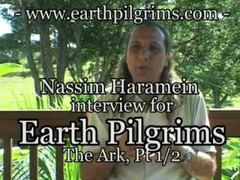 Nassim Haramein on the Ark of the Covenant pt.1/2