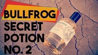 PACHNĄCY TYP - Bullfrog Secret Potion no. 2, metal, drewno i pieprz...