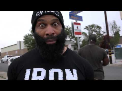CT FLETCHER : Don\'t Be SCARED! C.T. Trains the Ladies of the Family Ft. Big Rob & Legendary Bulo