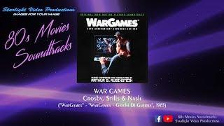 """War Games - Crosby, Stills & Nash (""""WarGames"""", 1983)"""