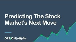 Predicting The Stock Market's Next Move - Technical Analysis
