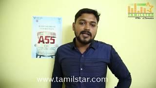 """""""A55"""" Movie Poojai"""
