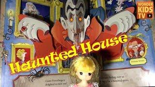 유령의 집에서 빠져나와! 유령의 집 비밀 escape haunted house l secret of haunted house