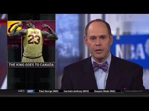 [Ep. 13/15-16] Inside The NBA (on TNT) Full Episode - 2016 NBA All-Star Starters Recap/Shaqtin' 10