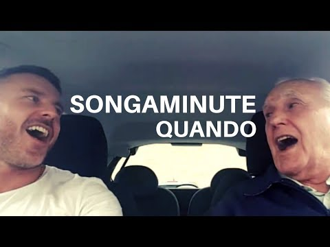 Quando Quando Quando - Teddy Mac - The Songaminute Man