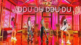 Download Lagu 《Comeback Special》 BLACKPINK(블랙핑크) - DDU-DU DDU-DU(뚜두뚜두) @인기가요 Inkigayo 20180617 Mp3