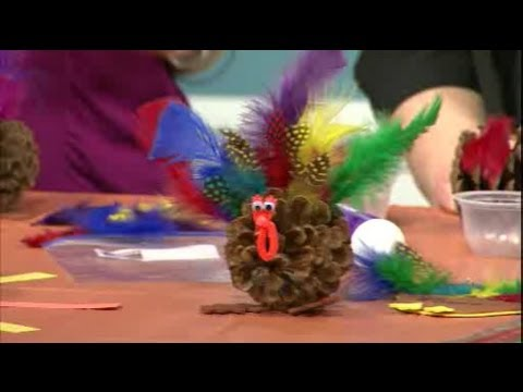 Arts And Crafts Happy Thanksgiving Youtube