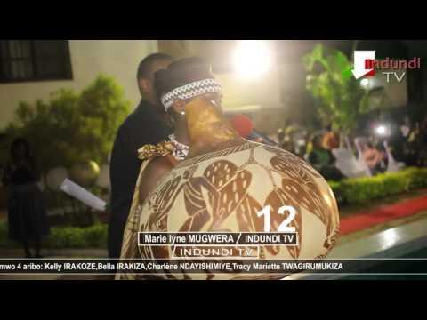 #INDUNDI TV AMAKURU #MISS BURUNDI Demi finale Part 2