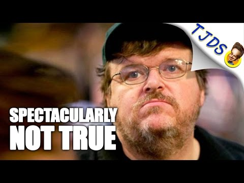 Screenwriter Devastates Michael Moore After Absurd Claim About Women