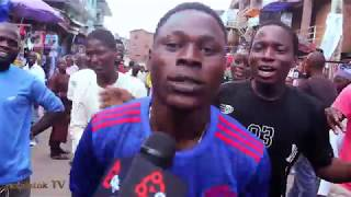 NotjustOk TV: Tejusosho Market Goes Crazy For