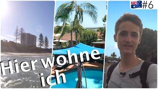 HIER WOHNE ICH WÄHREND MEINES AUSLANDSJAHRES   Auslandsjahr Australien 2017