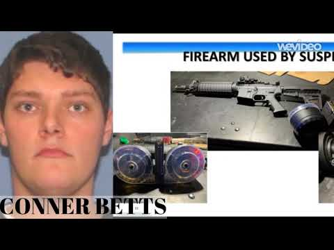 Dayton shooter Connor Betts who killed 9 and wounded 26 people was killed by police