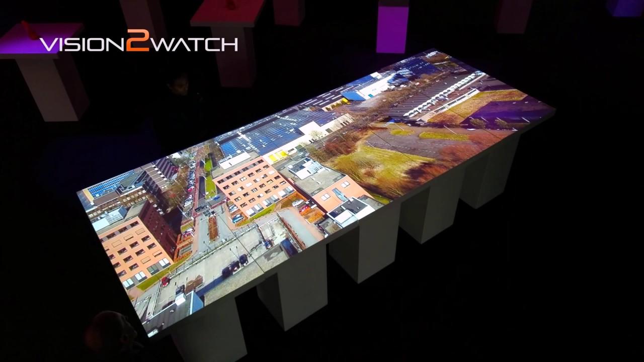 Interactive Table Plaspoelpolder Rijswijk