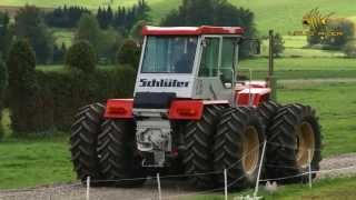 Schlüter Profi Trac 3500 TVL Truck Traktor Traktorsammlung Westerwald