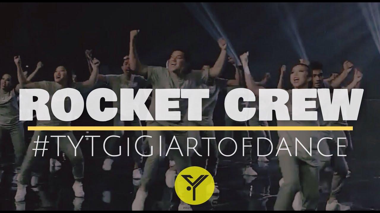 Rocket Crew | Bandung | #TYTGigiArtOfDance