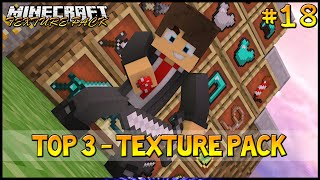 Minecraft: TOP 3 Textura Para PvP/HG/Survival - Épica, No Lag - 1.7/1.8/1.9/1.10 ‹ Weark ›
