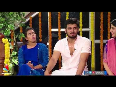 Kirak Party Ugadi Interview | Nikhil | Samyuktha Hegde | Simran Pareenja