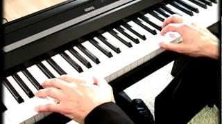 Treulich geführt - aus Lohengrin - Wagner - Klavier - zur Traufeier / Trauzeremonie