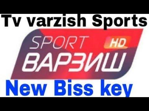 Tv Varzish Sports Hd Latest Biss key 2018