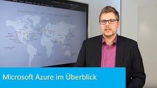 Microsoft Azure im Überblick