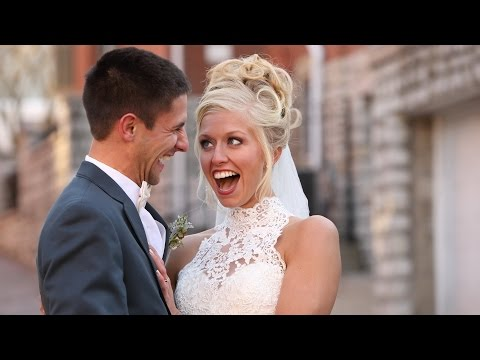 Cathedral Basilica: Jillian & Callahan {A Cincinnati Winter Wedding Film}