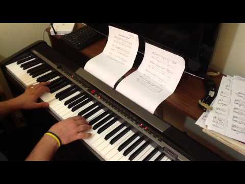 Kids for saving earth - i promise song piano