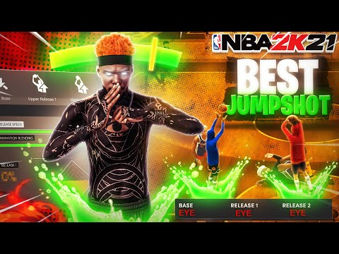 NEW* BEST AUTOMATIC GREENLIGHT JUMPSHOT ON NBA 2K21 CURRENT GEN! HOW TO 100% GREEN VS LOCKDOWNS! |