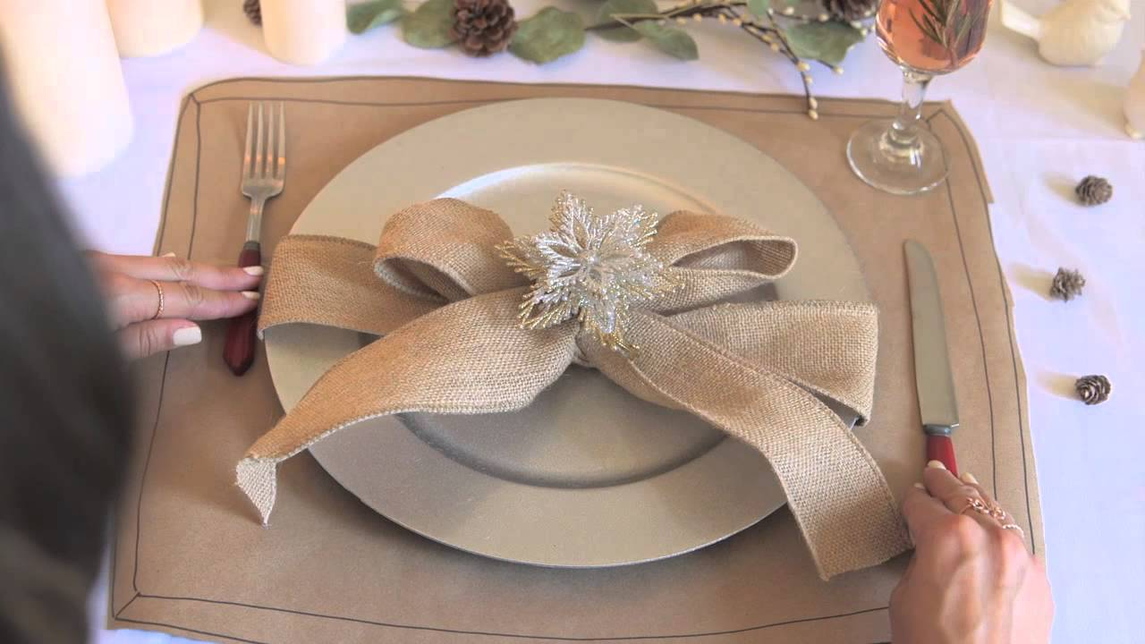 Pier Imports Tips For Creating Holiday Wreath Centerpiece Youtube