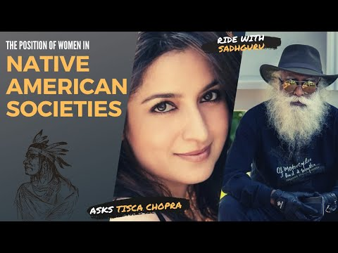 The Position Of Women In Native American Societies | Exploring Spiritual America