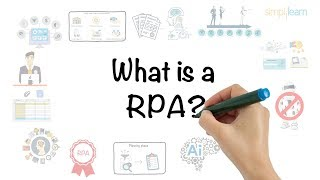RPA In 5 Minutes | What Is RPA - Robotic Process Automation? | RPA Explained | Simplilearn screenshot 5
