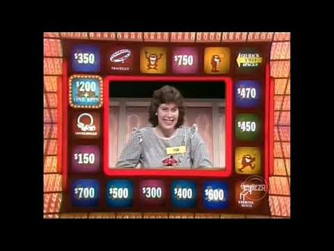 Press Your Luck:  September 29, 1983  (Randy West's 1st Appearance!)
