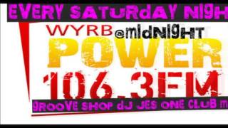 DJ JES ONE #20 POWER 106 SAT. NIGHT NON STOP CLUB MIX