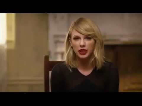 TAYLOR SWIFT REACTING TO SCREAMING GOAT