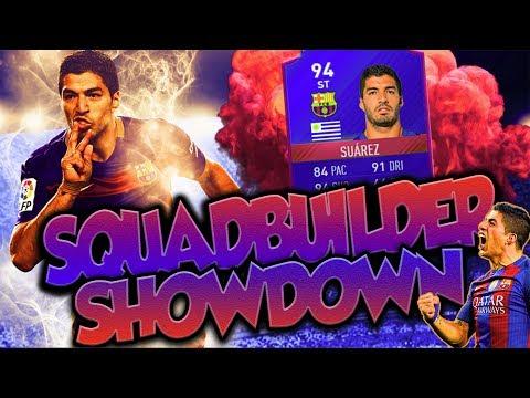 FIFA 17 | SUAREZ SBC SQUAD BUILDER SHOWDOWN 🔥  | ULTIMATE TEAM