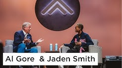 Al Gore and Jaden Smith on the Next Generation of Climate Activism