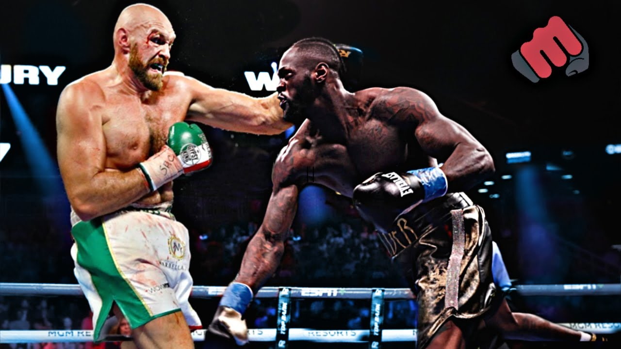 Fury Wilder 2 : Deontay Wilder Vs Tyson Fury 2 A Closer Look Youtube