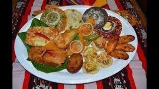 gourmet maya food