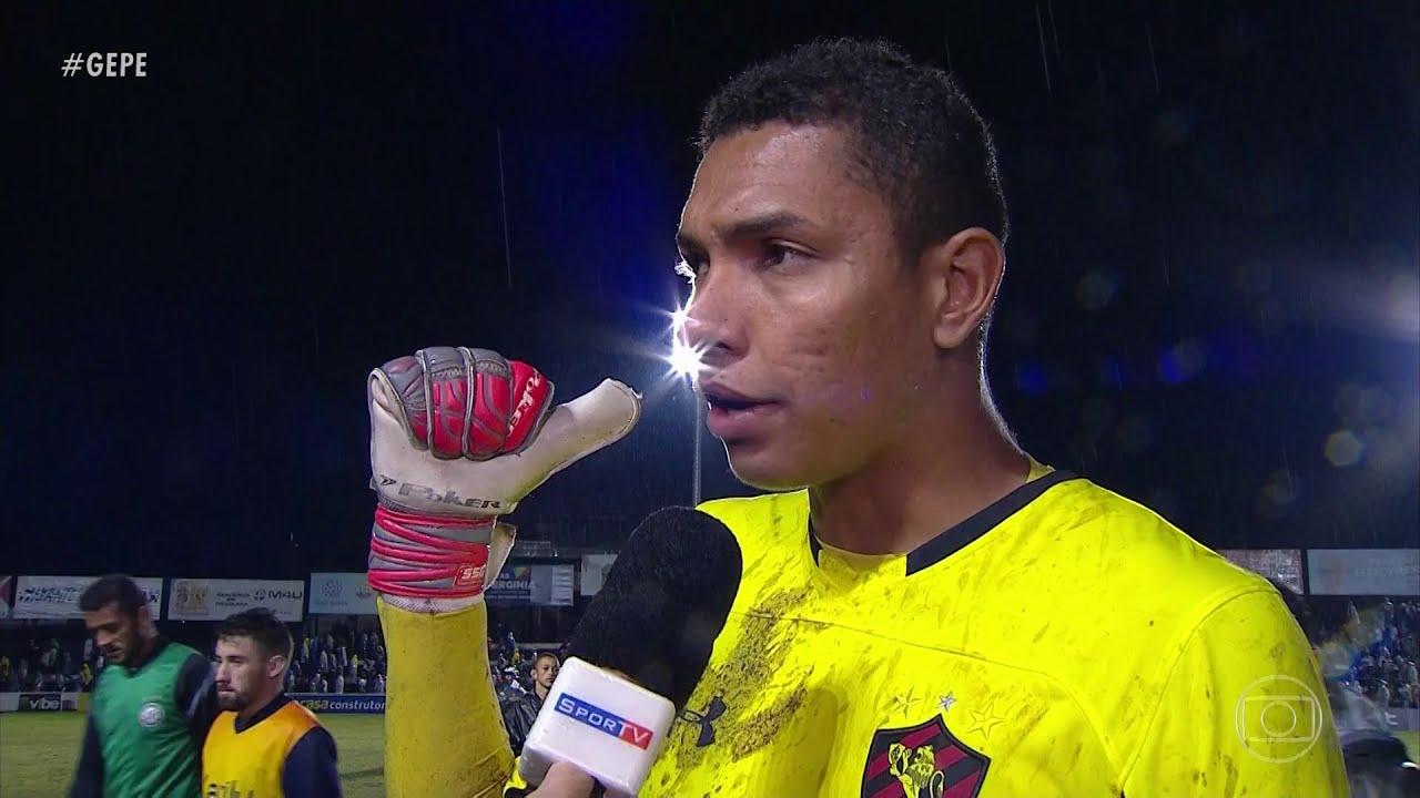 Globo Esporte Pe Operário 2 X 1 Sport Pela 6ª Rodada Do Brasileirão Série B 2019