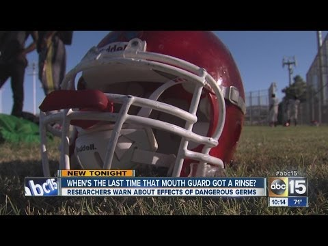 How Dirty Are Mouth Guards?
