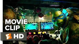 Teenage Mutant Ninja Turtles: Out of the Shadows Movie CLIP - Take Out the Trash (2016) - Movie HD(, 2016-05-18T17:00:00.000Z)