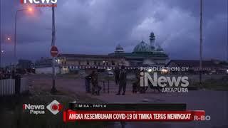 I NEWS PAPUA - ANGKA KESEMBUHAN COVID-19 DI TIMIKA TERUS MENINGKAT