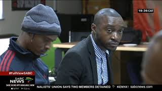Lebogang Maile loses his cool at the Alex Inquiry