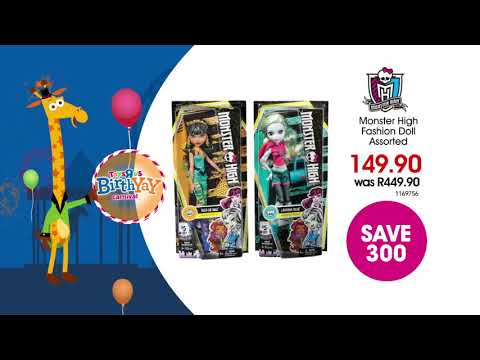Toys R Us BirthYay Carnival Deals