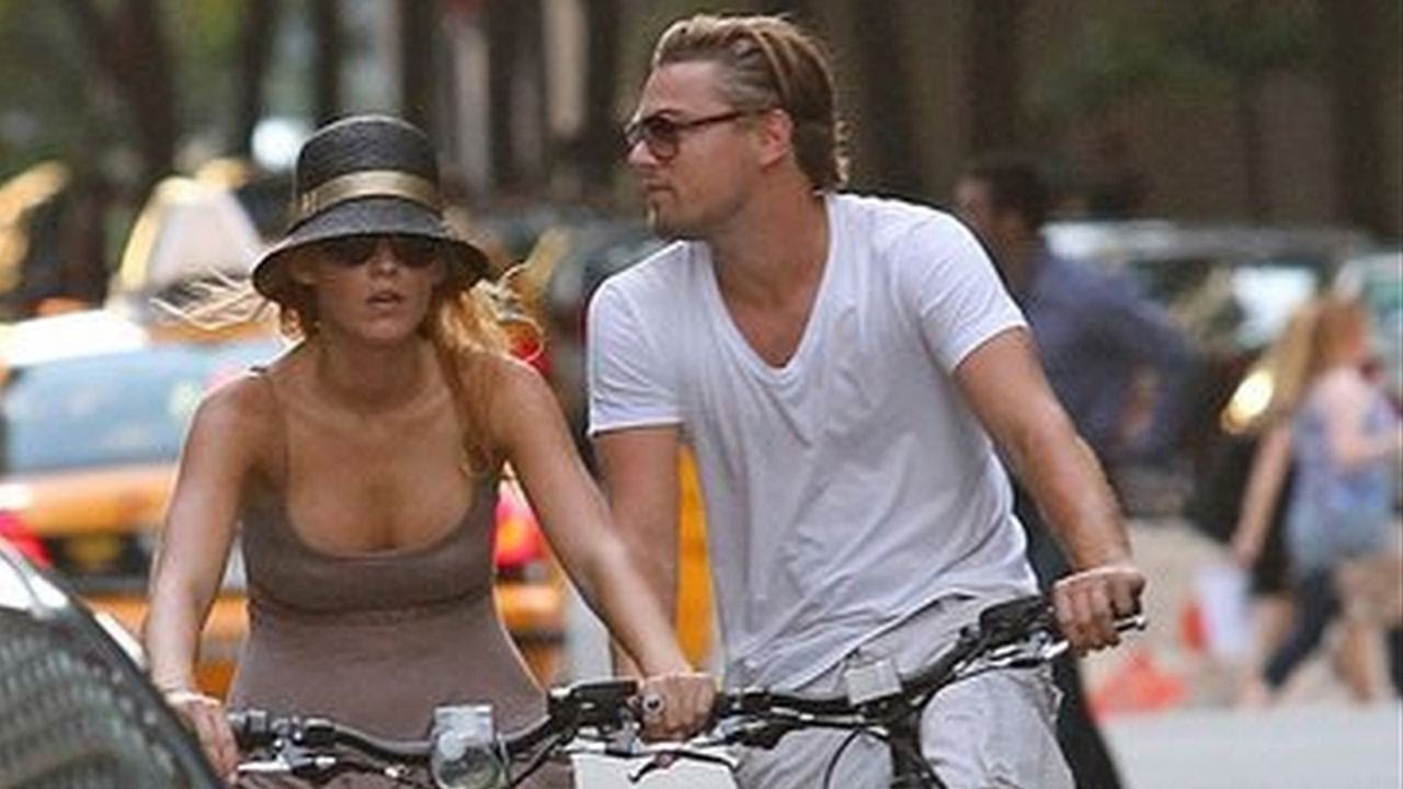 Leonardo DiCaprio and Blake Lively Break Up - YouTube