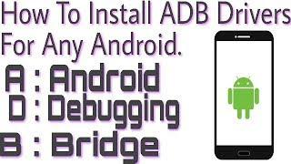 How to Setup ADB, Fastboot & USB Drivers on Windows (Easiest Method)