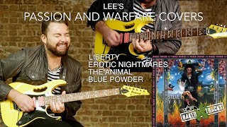 Passion And Warfare | WIN an Ibanez Jem Jnr | Lee Wrathe
