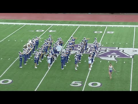 Beckville HS Marching Contest 2018