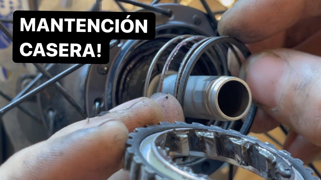 Mecánica Casera Radical en una Bicicleta de Enduro!