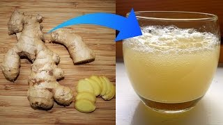 How to Make Ginger Beer to Reduce Pain and Inflammation