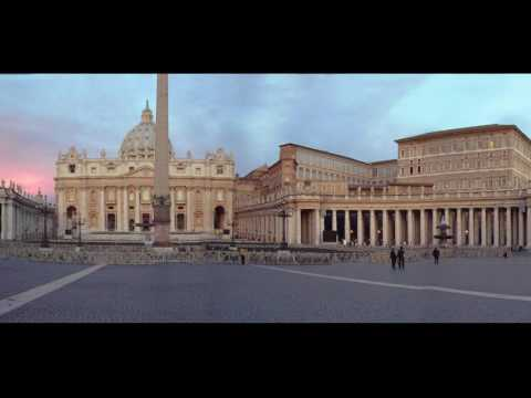 Bernini, St. Peter's Square (Piazza San Pietro), Vatican City